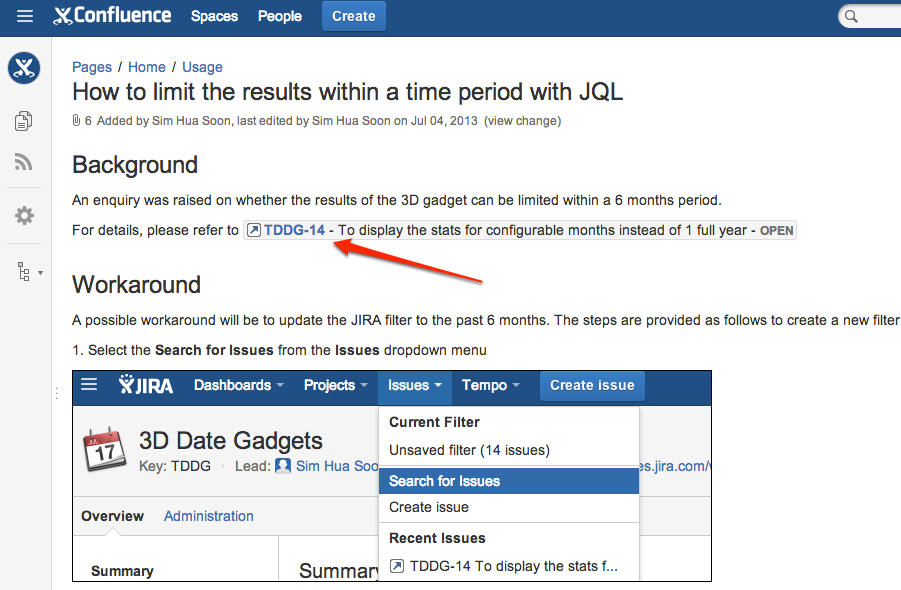 Building a knowledgebase with confluence and jira akeles for Confluence blog template